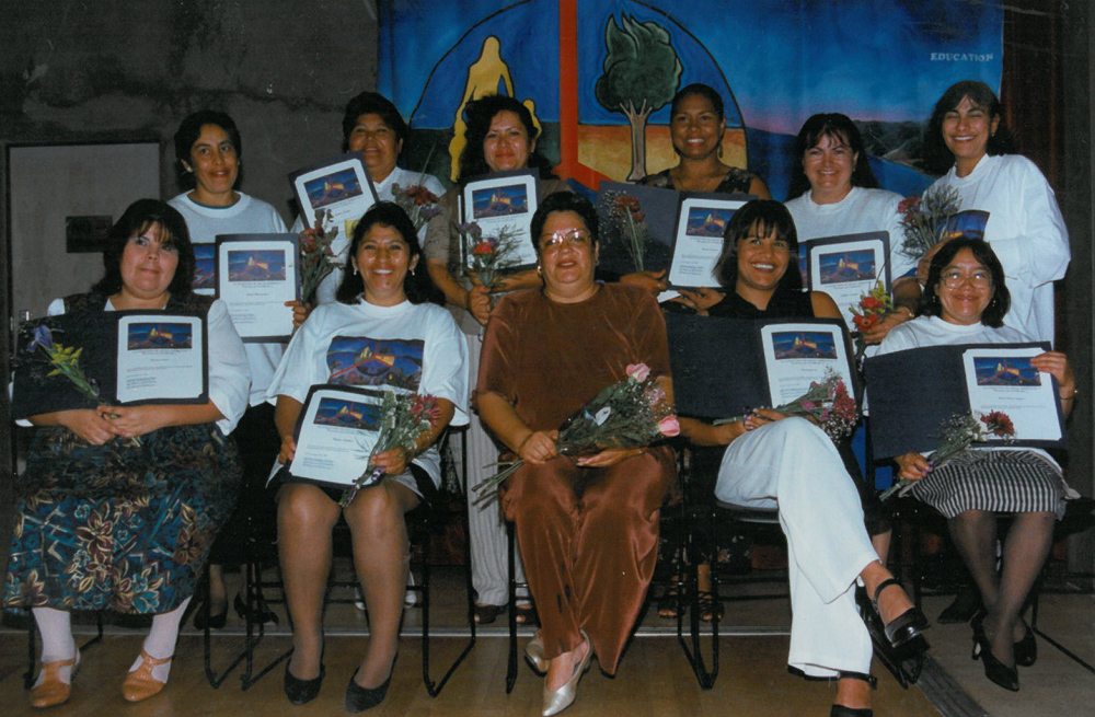 First SALTA Graduating Class