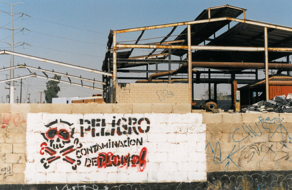 Citizens' Petition Filed to Clean Up Metales y Sus Derivados in Tijuana Mexico