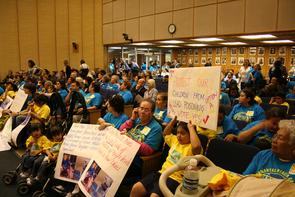 Children's Right to Lead Safe Housing Ordinance Unanimously Adopted by City of San Diego
