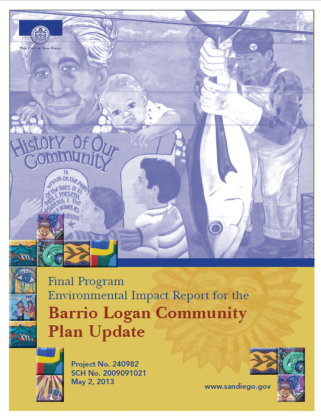 Barrio Logan Community Plan Update Adopted by San Diego City Council