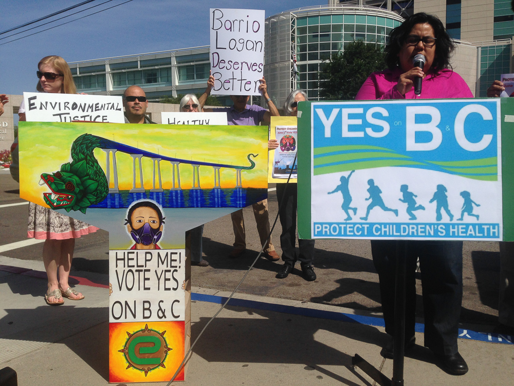 Industry-backed repeal of Barrio Logan Community Plan Update approved by voters