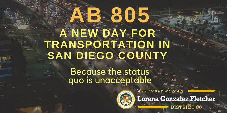 AB 805 Passes to Reform SANDAG and MTS