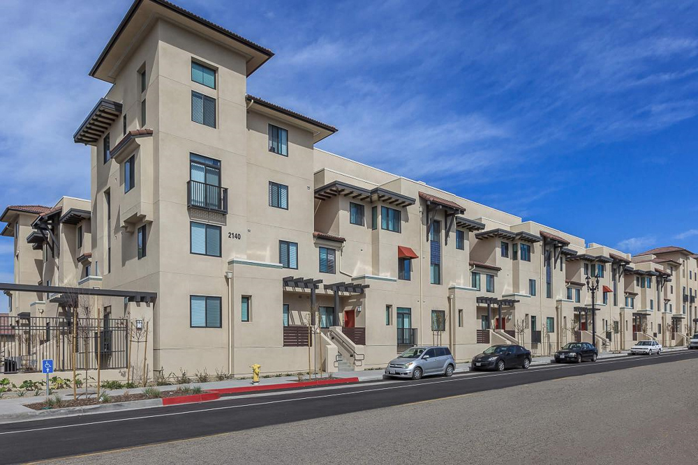 Paradise Creek Affordable Housing Apartments Old Town National City