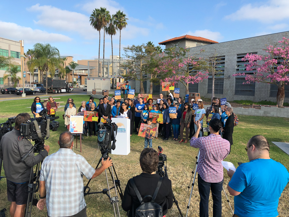 Climate Justice Start Here, Start Now Report Assessment City of San Diego progress on Climate Action Plan released
