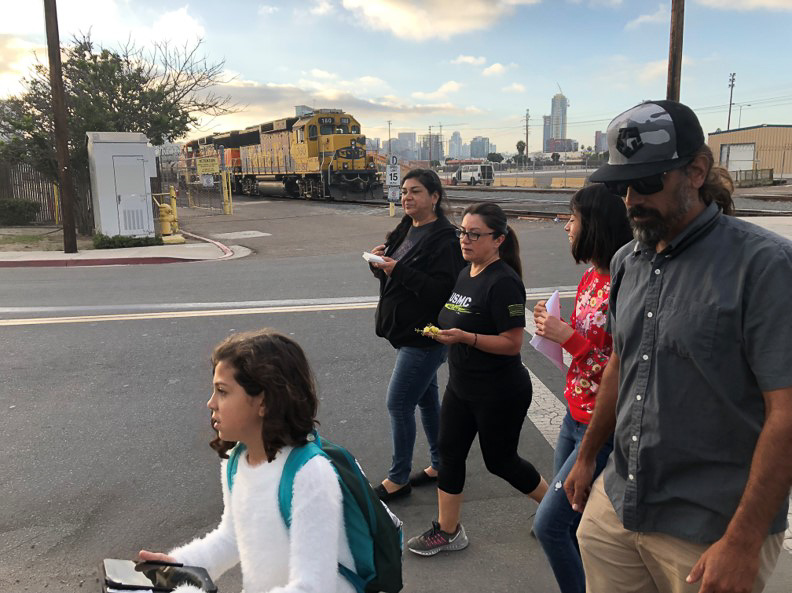 EHC's Leaders Monitoring ,Protecting, and Cleaning Up Our Air  (AB617)