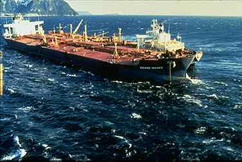 Exxon Valdez repaired – strict protections secured for SD Bay